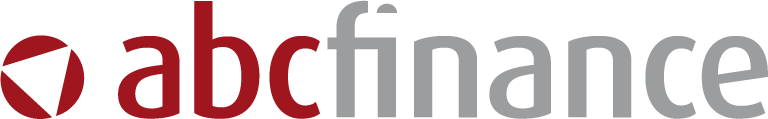Rundesabcfinance-Partnerlogo mit Factoring und Leasing Aufschrift